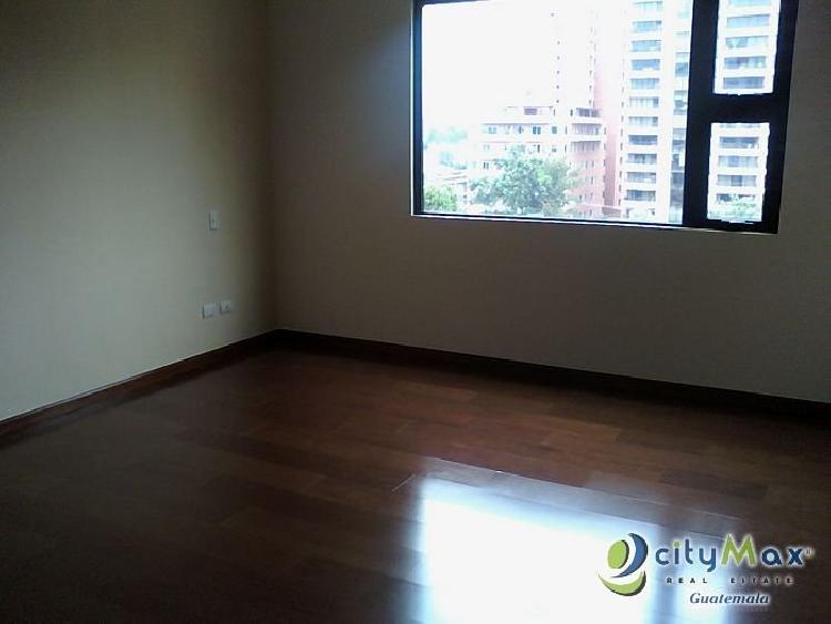 CITYMAX Te Vende Apartamento la Zona 10 de Guatemala