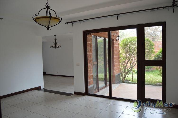 CityMax Vende Casa en Cayala Guatemala Zona 16