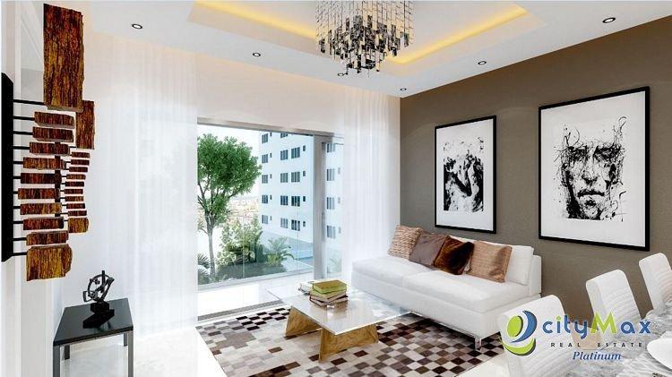 Ciitymax Platinum vende apartamento de 1 habitacion