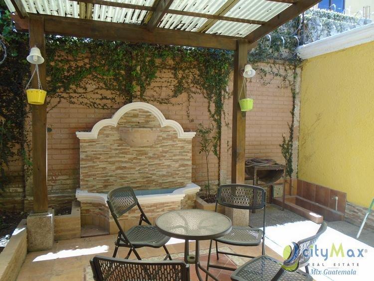 Casa en Alquiles San Lucas Sacatepequez Guatemala