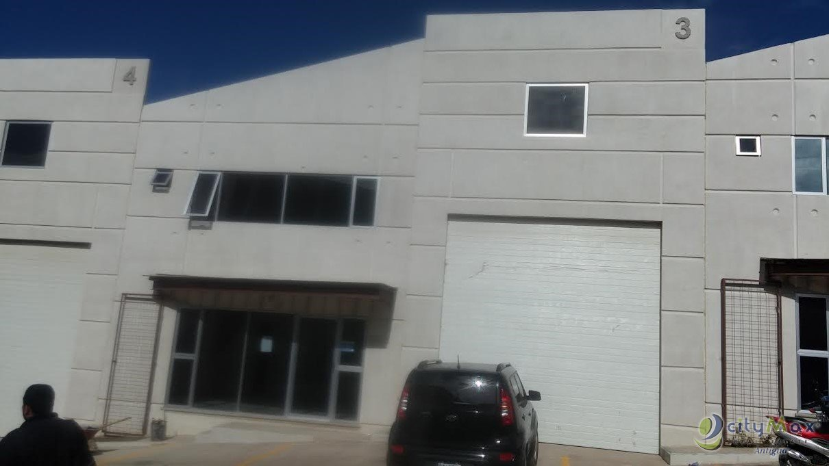 ¡ Citymax vende Ofibodega en complejo Petapa Z12!