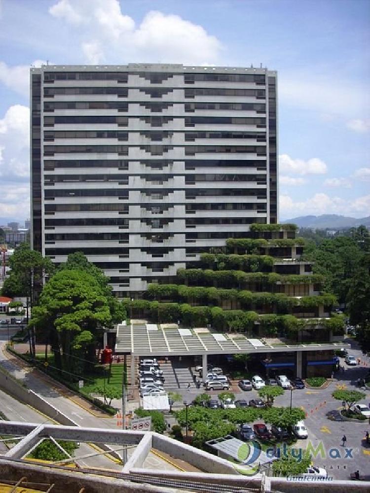 CITYMAX promociona Oficina en renta zona 10 Guatemala