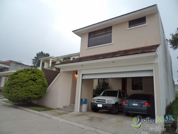 CityMax vende bonita casa en Carretera a El Salvador!