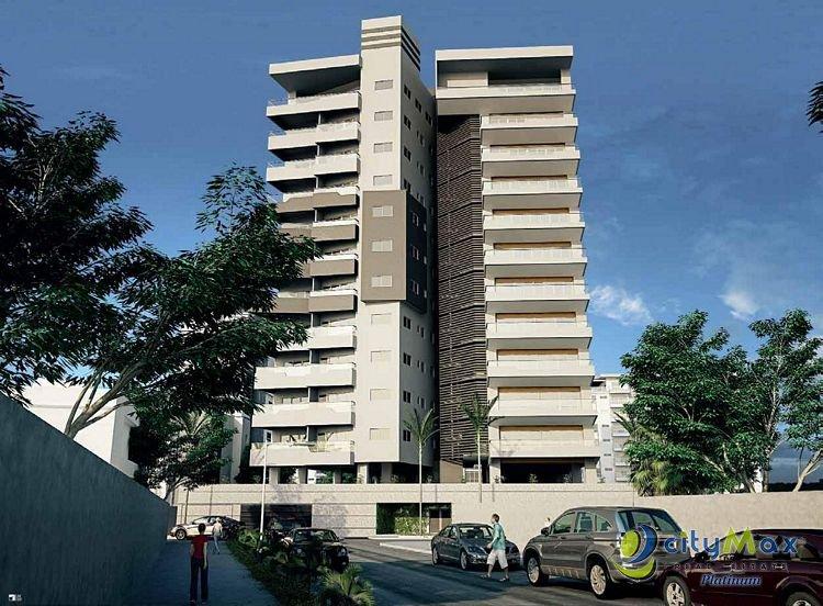 Citymax-Pt vende  Penthouse en Naco de 4 habitaciones
