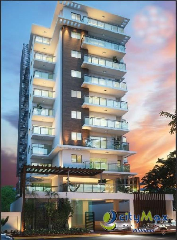 CityMax Platinum Vende Apartamentos en Evaristo Morales