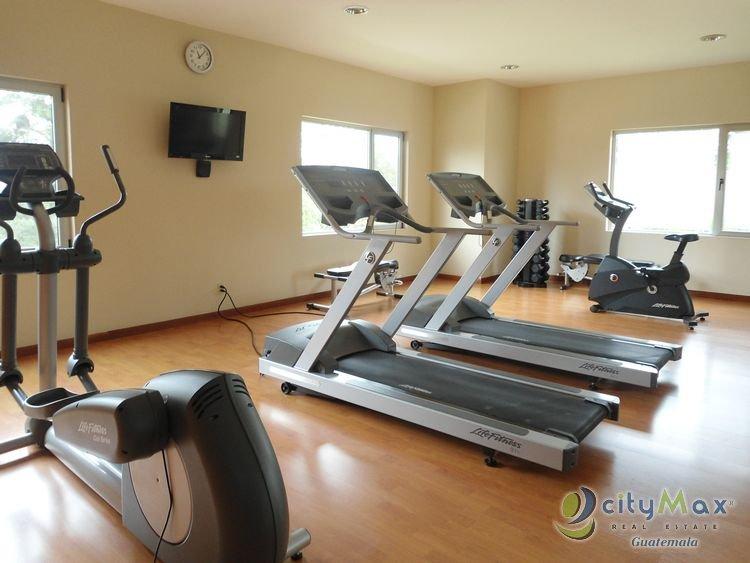 CityMax Renta Apartamento en Zona 15 VISTA HERMOSA II