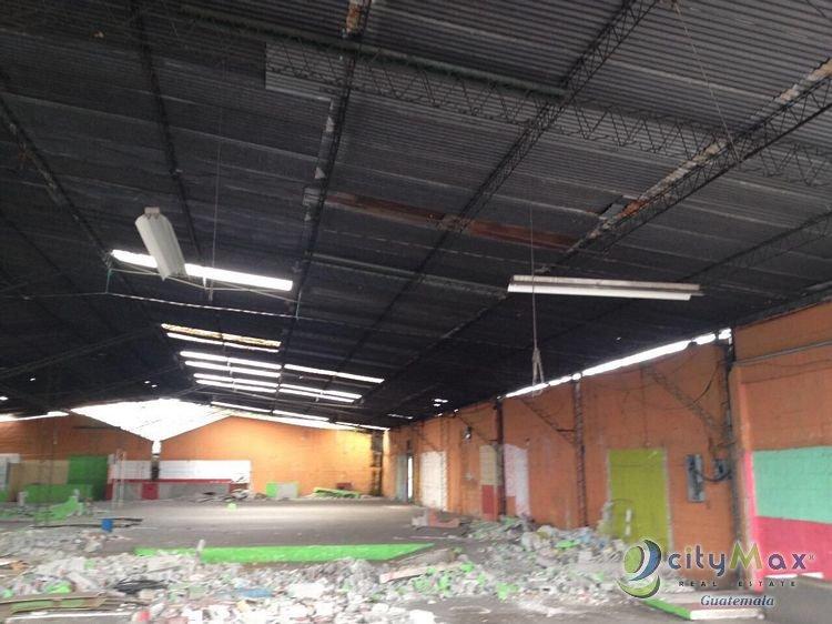 CityMax vende Bodega  boulevard zona 6 Mixco Guatemala