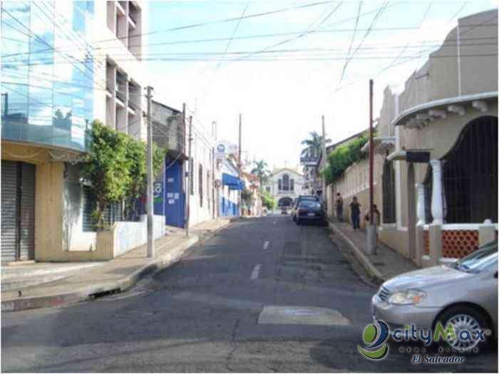 En venta edificio en Ahuachapan