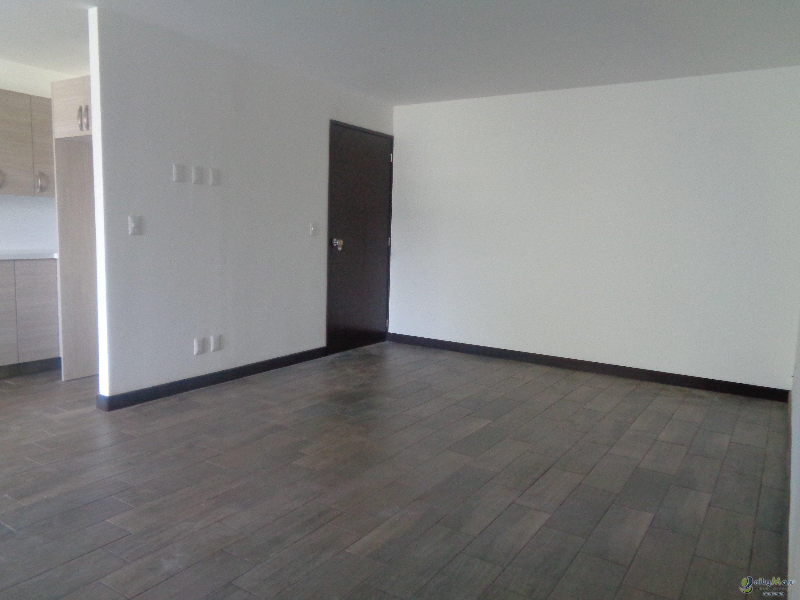 CityMax VENDE Apartamento para estrenar en Zona 10