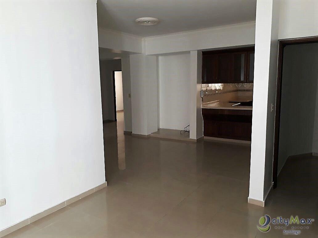 Apartamento en renta Don Pedro Santiago