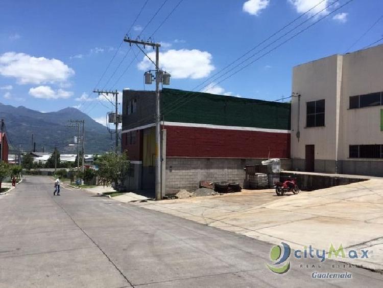 Ofibodega en renta o venta Condominio Palín Guatemal