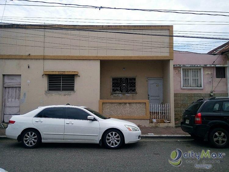 Casa Comercial en Renta en el CENTRO Ciudad SANTIAGO