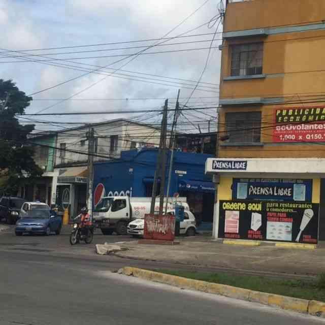 PROPIEDAD COMERCIAL EN VENTA EN ZONA 8 GUATEMALA