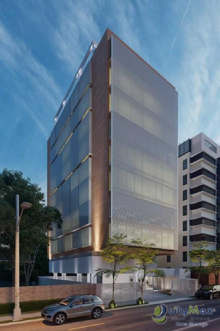 CityMax Vende Amplio y Lujoso Apartamento en el Naco