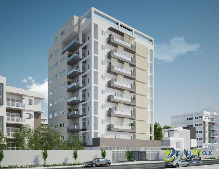 cityMax tiene Apartamentos en Venta en Evaristo Morales