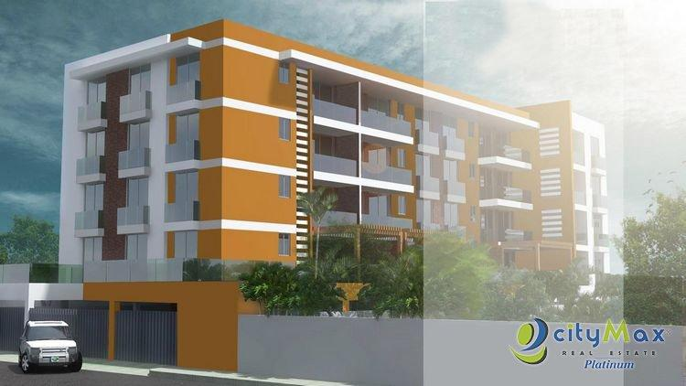 cityMax Vende Apartamento en el Millón, Santo Domingo.