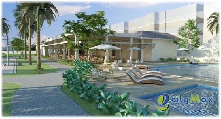 Vende  Apartamento en Altos de Arroyo Hondo CityMax