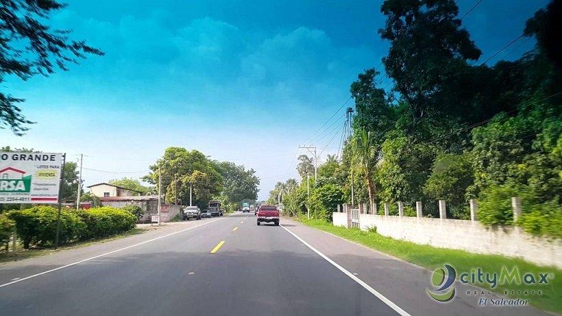 cityMax vende terreno sobre Troncal del Norte