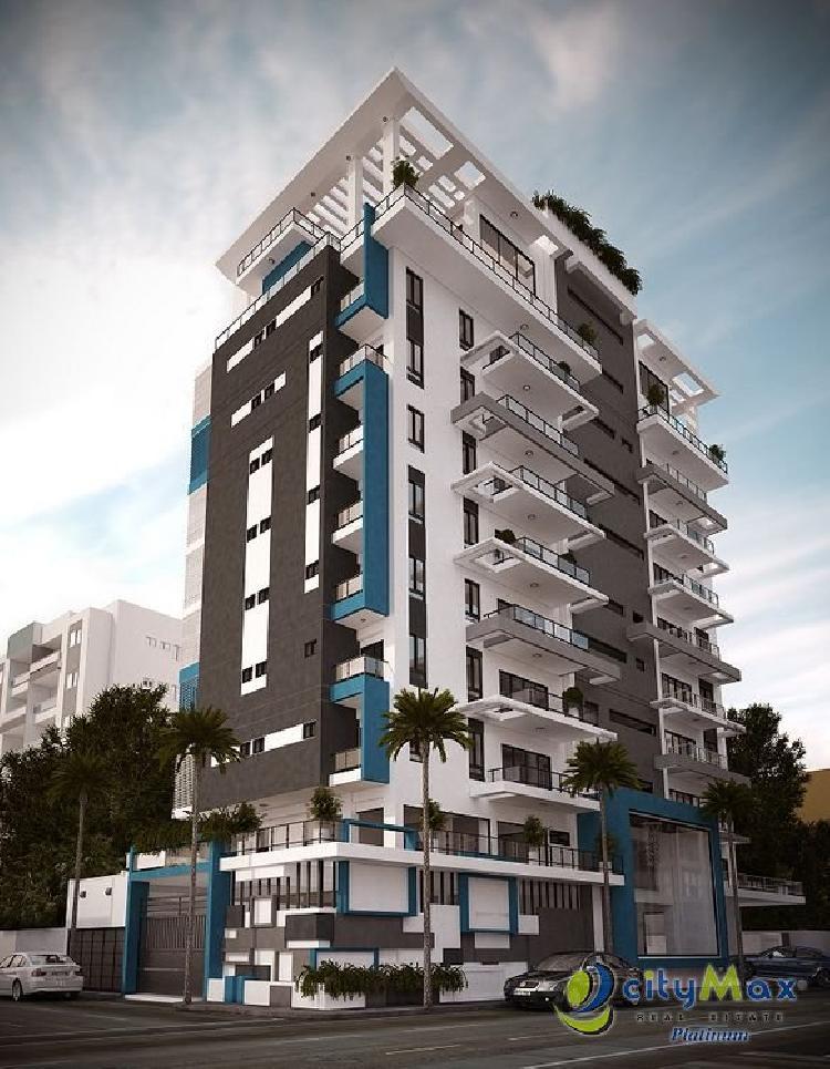 cityMax Platinum vende apartamento en el Ens. Paraíso