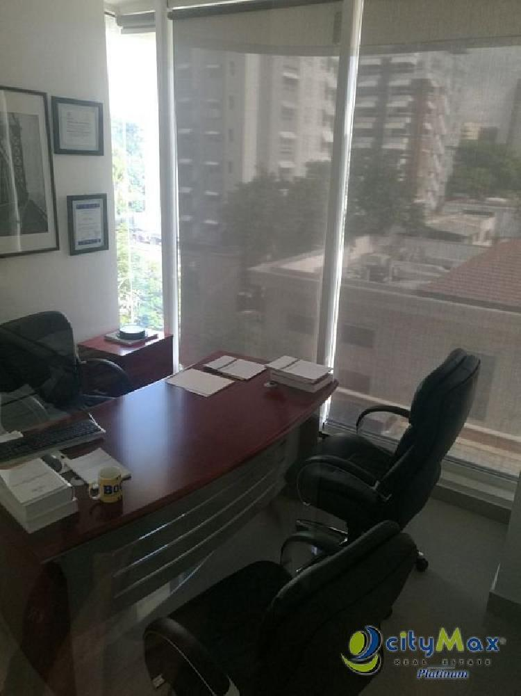 cityMax Platinum alquila oficina en La Julia