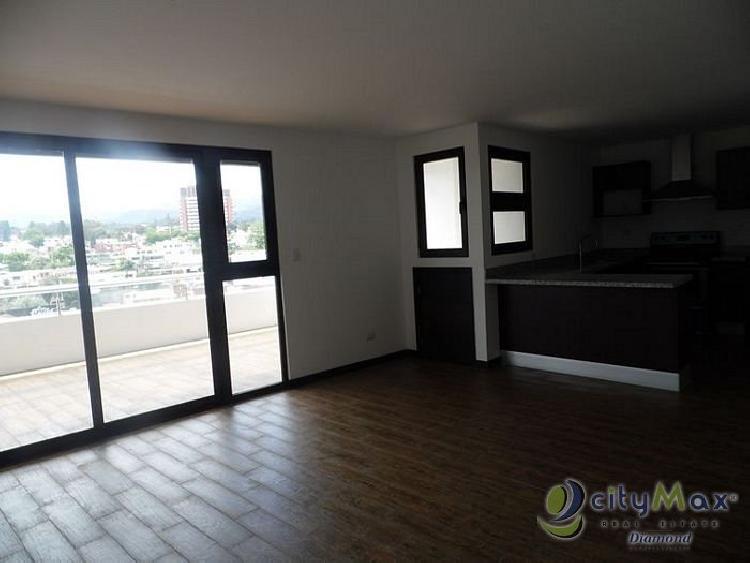 Moderno apartamento en venta nivel alto zona 15