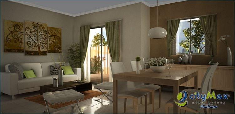 Apartamento Nuevo en Venta Altos de Arroyo Hondo.