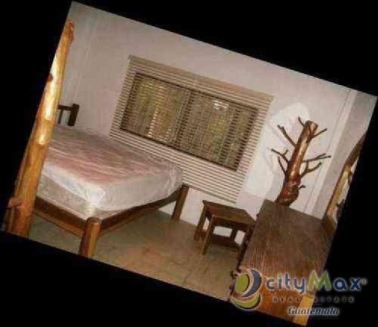 Alquilo hermosa casa amueblada en Izabal Guatemala