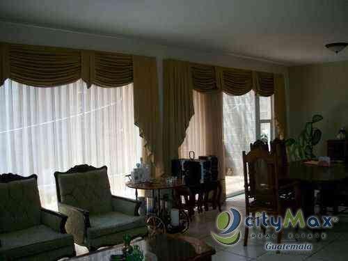 Citymax renta casa en el sector de Kanajuyú zona 16