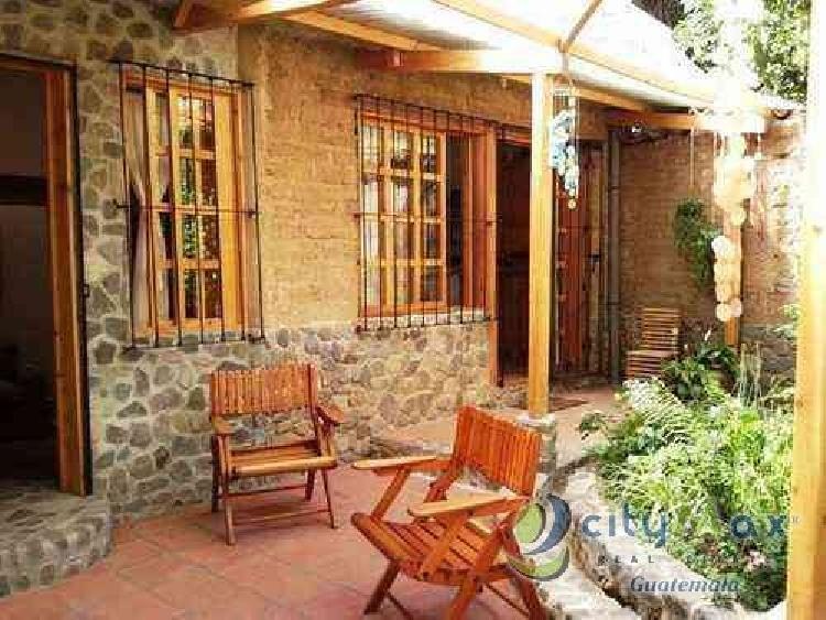 Casa en venta en Panajachel Guatemala