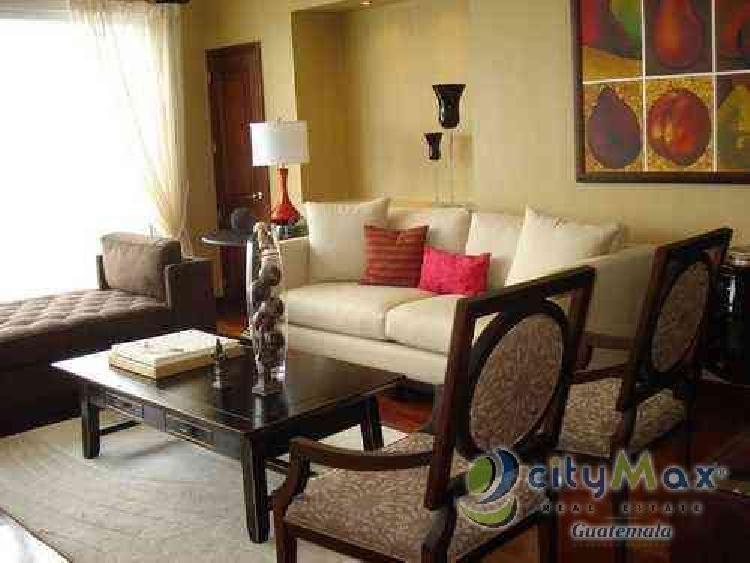 cityMax renta apartamento en zona 15