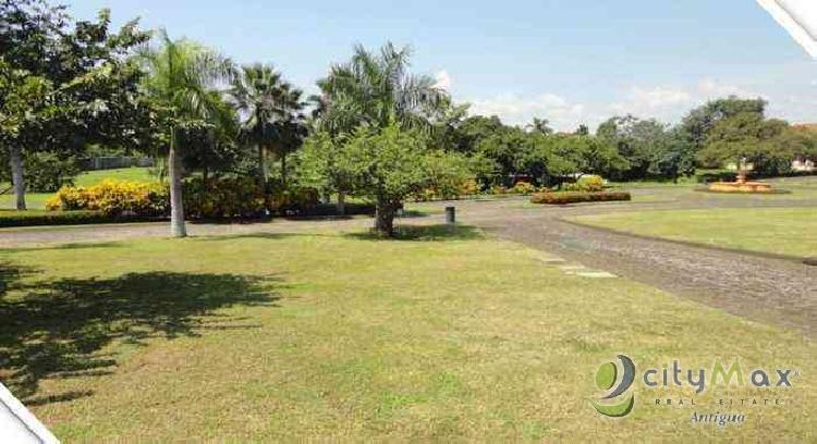 ¡CityMax Antigua vende terreno en costas del pacífico!