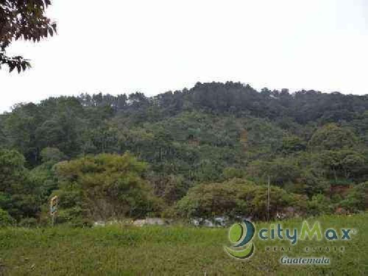 Terreno en venta en Las Cumbres zona 16 Guatemala