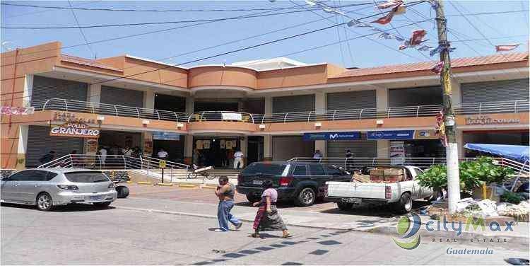 LOCAL COMERCIAL EN ALQUILER PUERTO DE SAN JOSE ESCUINTLA