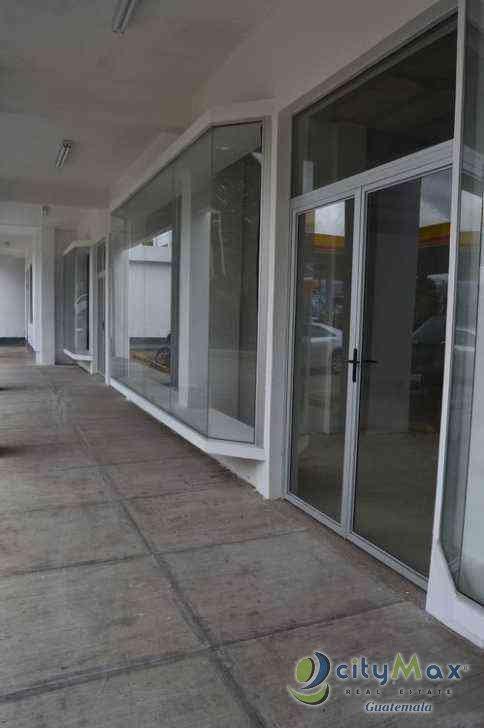 LOCAL COMERCIAL EN RENTA EN ZONA 11 DE MIXCO