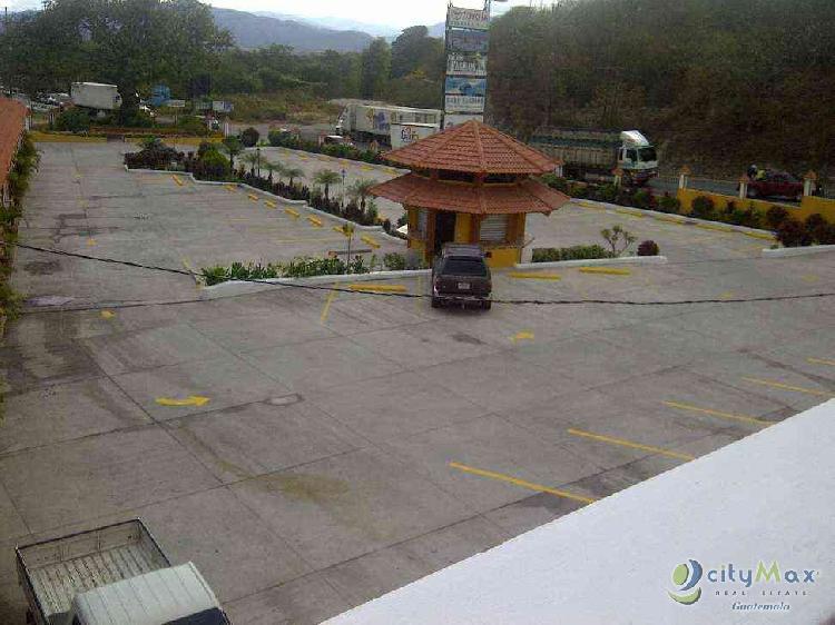 LOCAL COMERCIAL EN RENTA RIO HONDO ZACAPA GUATEMALA