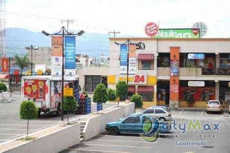 CityMax promociona local en venta en Villa Nueva