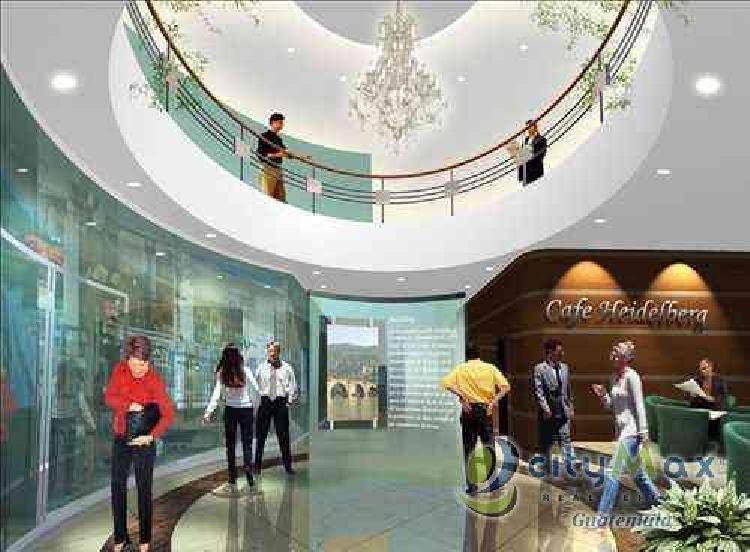 CityMax Vende Oficina  nuevo y moderno en Zona 9