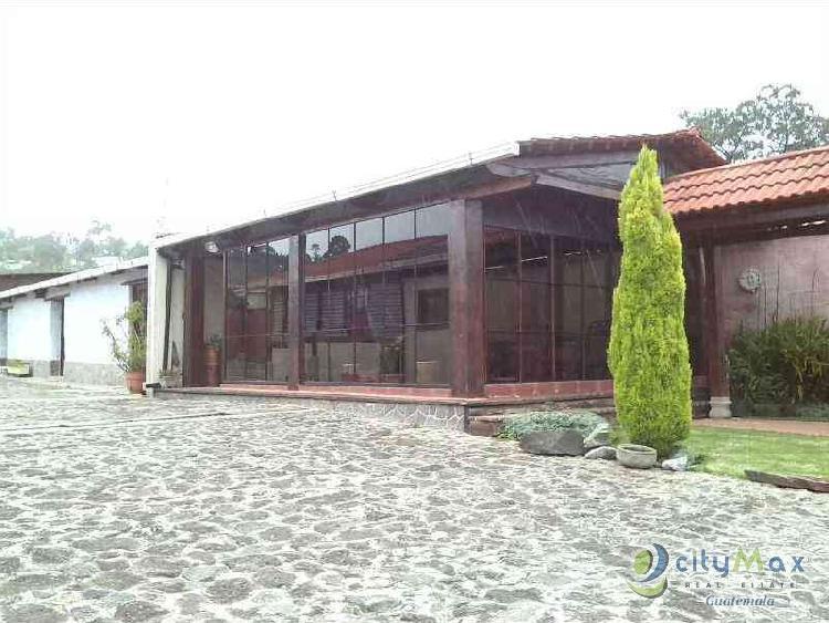 Vendo terreno comercial con locales Quetzaltenango