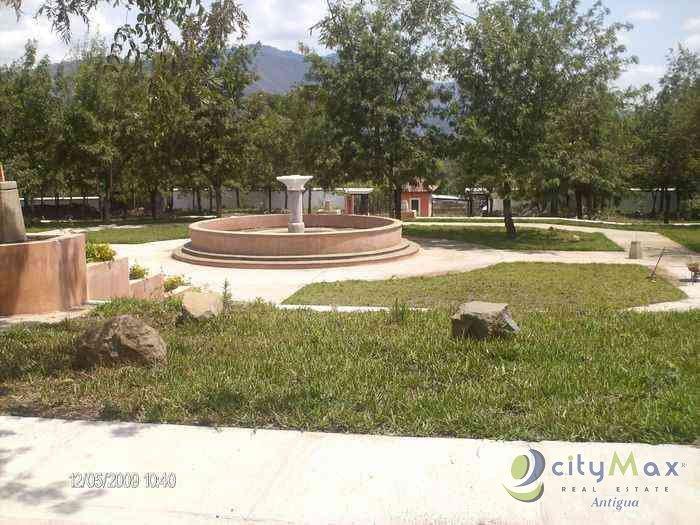 CityMax Antigua Promueve Terreno Venta Cercano Antigua