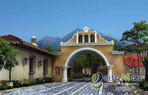 Condado Del Obispo. terreno vendo  en Antigua. Citymax