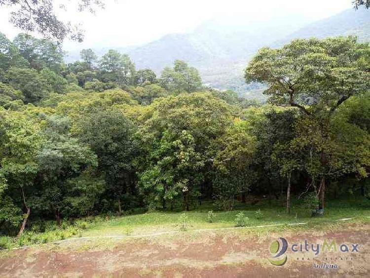 ¡Citymax vende terreno en la Antigua Guatemala!
