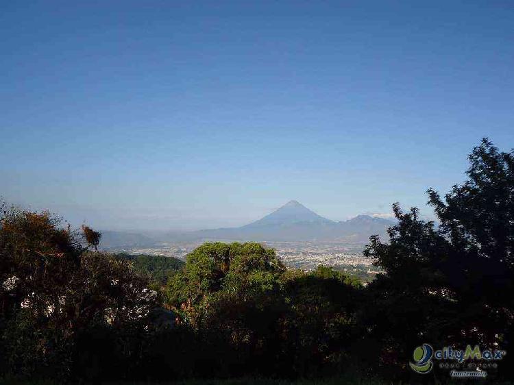 CityMax vende terreno en Montebello Guatemala