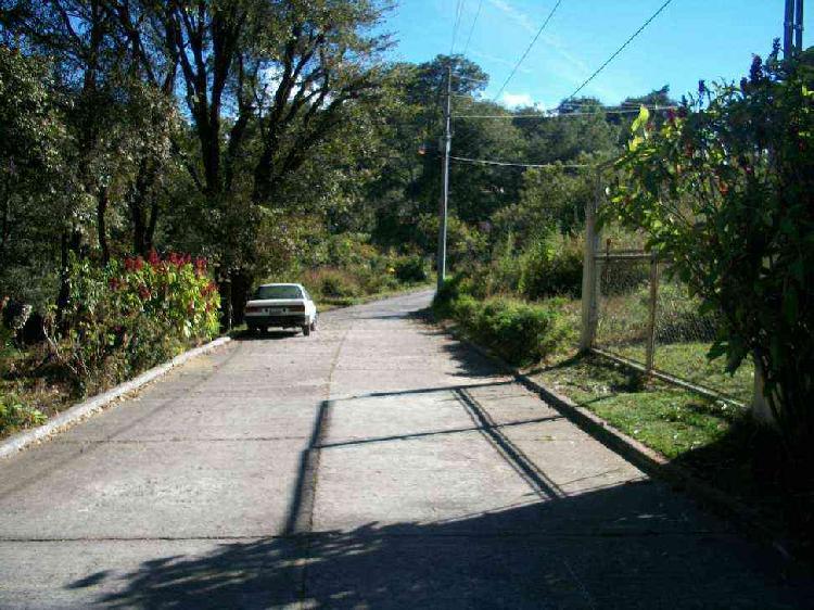 CityMax Antigua Vende Terreno en San Lucas Sacatepequez