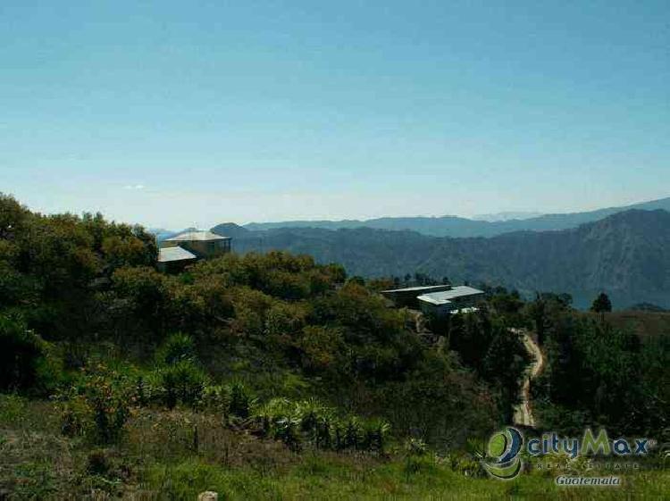 Vendo terreno en Santa Rosa Guatemala