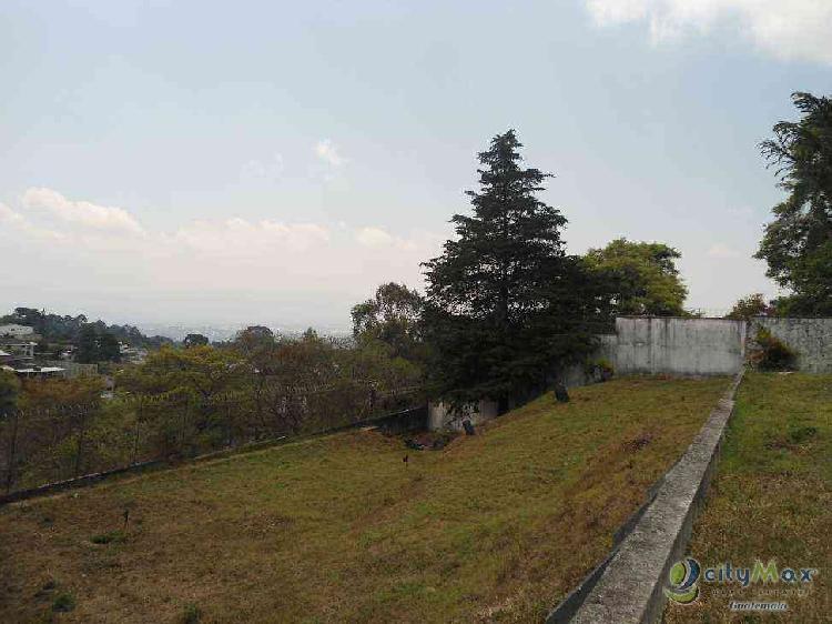 Terreno en venta para desarrollo San Rafael Guatemala