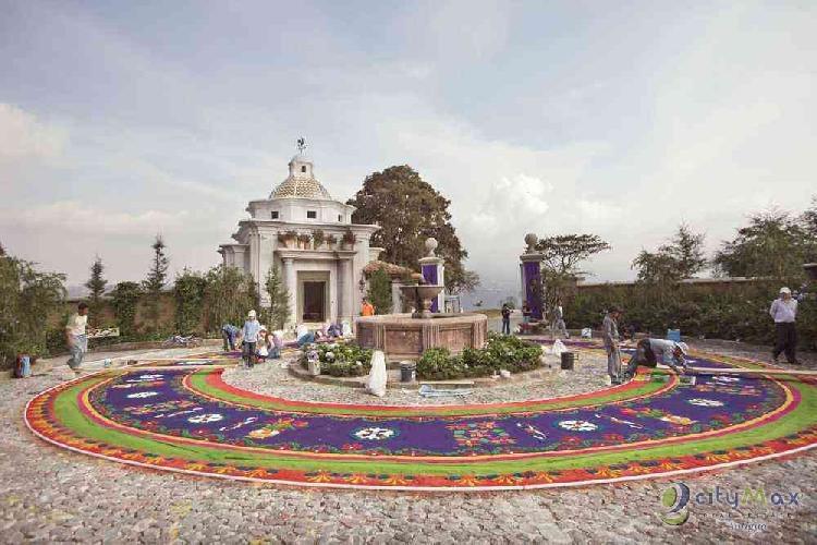 ¡Terreno en Venta en Milpas Altas, Promueve CityMax!