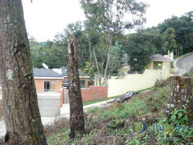 Terreno en venta en Condominio zona 16 Guatemala