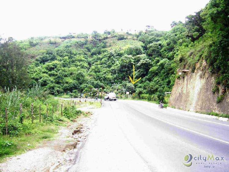 Citymax vende terreno Ruta Nacional 14 cerca a Pastores