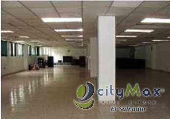 citymax Vende Edificio en Colonia Flor Blanca