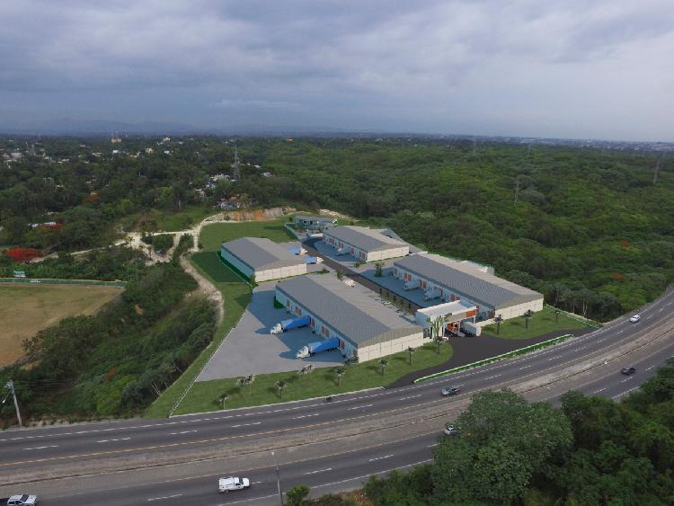 Parque Empresarial De Naves